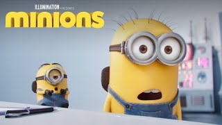 Minions  AllNew MiniMovie HD  Illumination