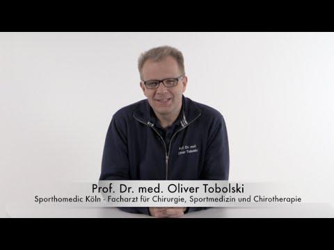 Osteochondrose der Bauchaorta