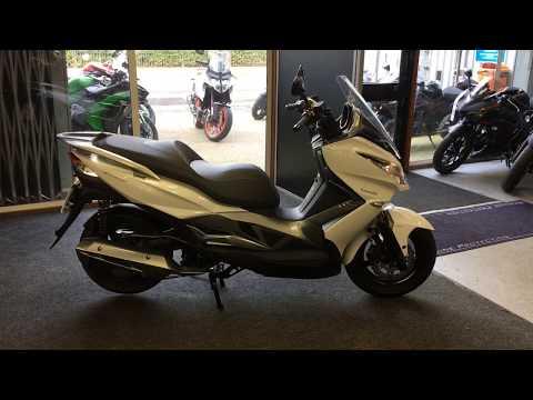 New Kawasaki J 125 Abs Scooter Matic 2018 смотреть онлайн на Hahlife