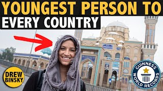 YOUNGEST PERSON to Visit EVERY COUNTRY (Lexie)