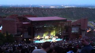 """Dispatch """"Time Served"""" at Red Rocks Part I"""