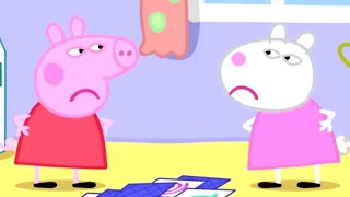 Kids TV and Stories | The Quarrel Between Peppa Pig and Suzy Sheep | Kids Videos