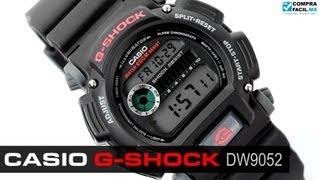 Reloj Casio G-Shock DW9052 - www.CompraFacil.mx