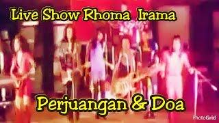 Gambar cover Perjuangan & Doa - Rhoma Irama - Original Video Clip of film