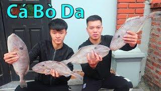 Hữu Bộ | Cá Bò Da Nướng Muối Ớt Xanh