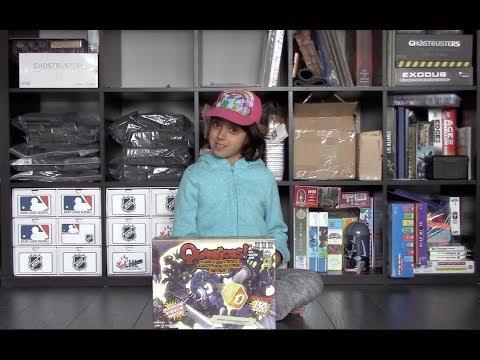 The Cardboard Kid - 019: Quarriors!