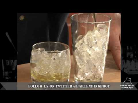 Video How to make a Southern Snakebite Cocktail - Drink recipes from Bartending Bootcamp