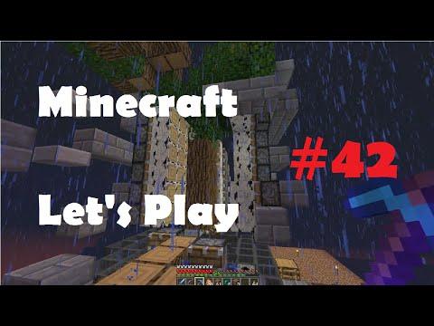 Minecraft Single Player Let's Play E42 - Wither Destrukce [Česky]