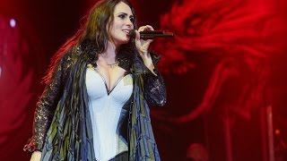 Within Temptation Live in Novosibirsk, Russia (Full Concert) ДКЖ, 19.10.2015