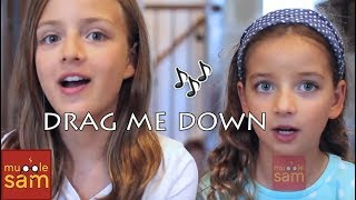DRAG ME DOWN - One Direction (Acoustic Cover) Live Performance | Mugglesam