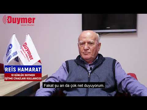 Duymer Hikayeleri - Reis Hamarat/ Duymer İşitme Cihazları