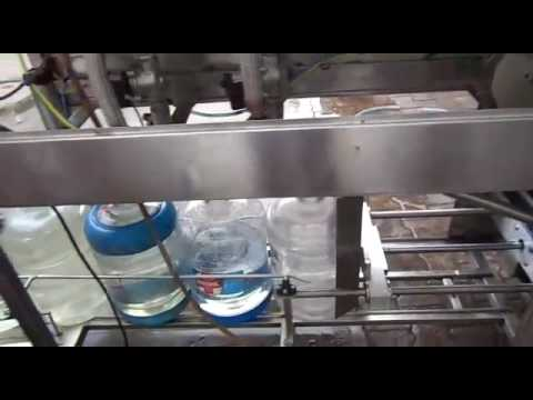Jar Filling Machine