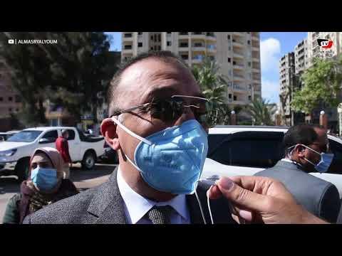 انطلاق حملة تطعيم كبار السن وأصحاب الأمراض المزمنة بلقاح كورونا في الإسكندرية