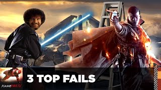 Ha. Star Wars Reference - Top 3 Fails for November 24, 2016
