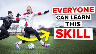 Learn this effective step over skill that EVERYONE can do