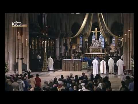 Messe de l'Ascension du Seigneur