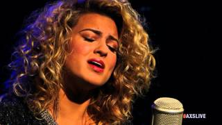 Tori Kelly Performs 'Paper Hearts' on AXS Live