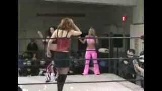 Melissa Coates & Trixie Lynn Vs Rayna & Brooke