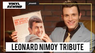Leonard Nimoy Presents Mr. Spock's Music From Outer Space vinyl review