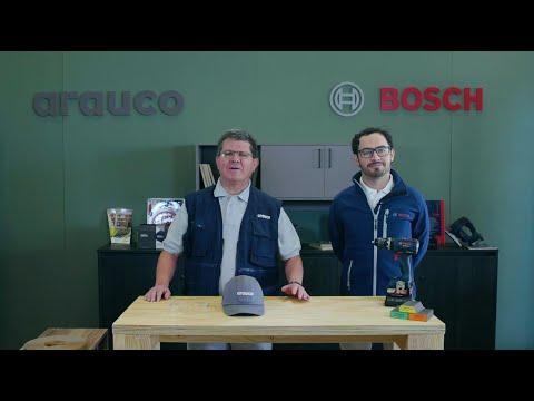 Cómo trabajar VESTO con herramientas Bosch