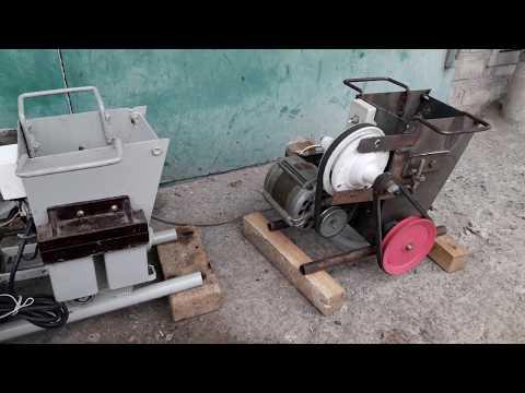 Видеобзор редукторных орехоколов, тест драйв  2017