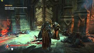 Lords Of The Fallen Max Settings PC Gameplay ALIENWARE 18 4930MX GTX 880M SLI