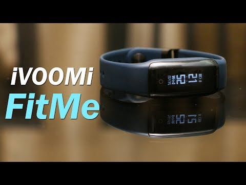 iVOOMi FitMe review - Fitness band with Pollution Tracker, price Rs. 1,999