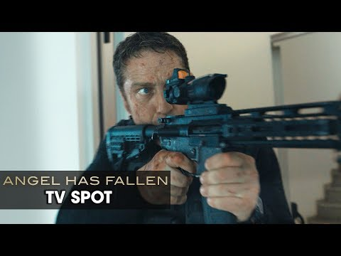 Angel Has Fallen (TV Spot 'Wanted')