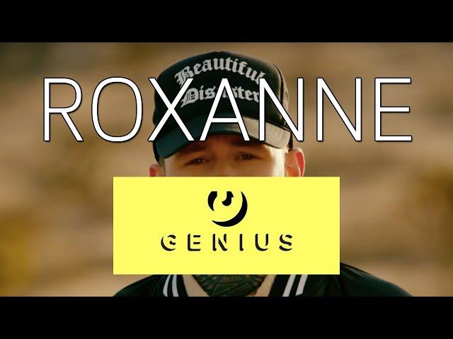 เรียนภาษาอังกฤษจากเพลง : ROXANNE