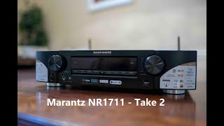 Marantz NR1711 - A Deeper Dive