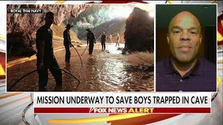 Former Navy SEAL: Thailand Cave Rescue Is Like 'Climbing Mount Everest'