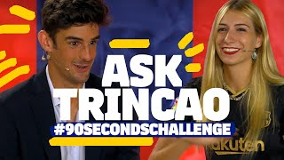 EVER SEARCHED FOR YOURSELF ON YOUTUBE? | TRINCAO takes the #90secondschallenge