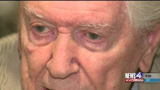 WWII vet wants birthday cards