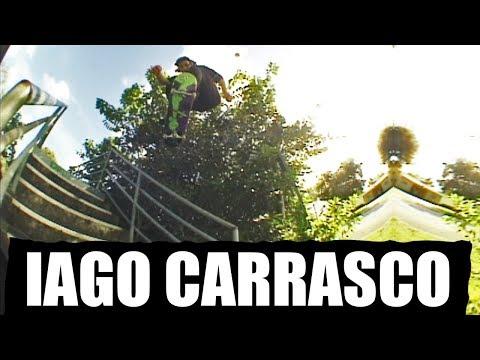 Iago Carrasco em Miami