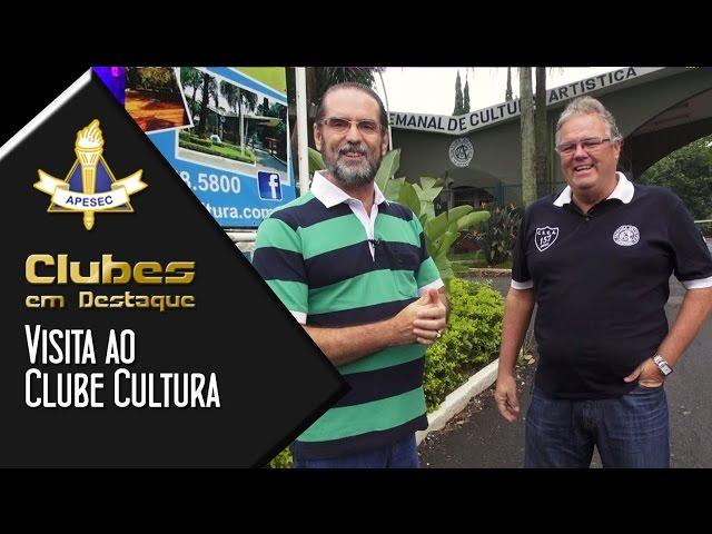 Clubes em Destaque 31-03-2015 Visita ao Clube Semanal de Cultura Artística.