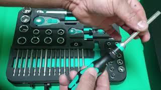 Wera 8100 SA/SC 2 Review