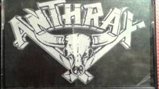 Anthrax -Across the River / Howling Furies  (First Demo)