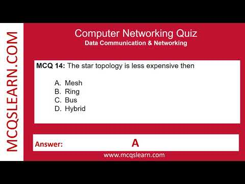 Computer Networking Quiz Questions - Trivia Interview Career Test ...