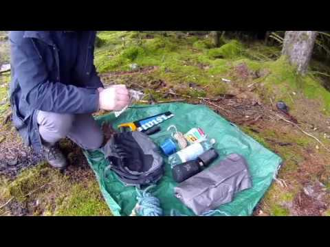 The Bushcraft starter kit