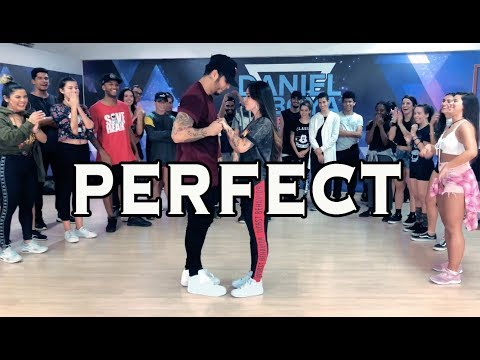 Ed Sheeran - Perfect (Coreografia) Cleiton Oliveira | IG: @cleitonrioswag