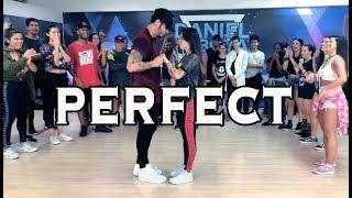 Ed Sheeran   Perfect (Coreografia) Cleiton Oliveira | IG: @cleitonrioswag
