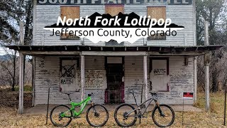 A sample of what to expect on the North Fork Lollipop