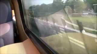 preview picture of video 'Meerijden met NS VIRM 8676 van Schiphol naar 's-Hertogenbosch (gedeeltelijk)'