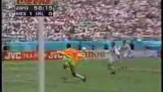 crazy mexico goalkeeper jorge campos