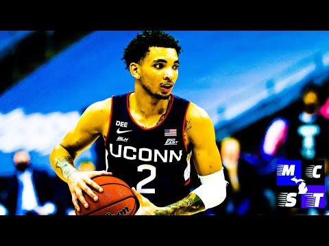 (Draft Spotlight) UConn Guard James Bouknight!!!