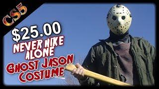 $25.00 Never Hike Alone Ghost Jason Costume Tutorial | CS5s Cost Cut Costume Tutorials, Fan Film