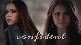 Elena Gilbert   Confident