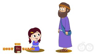 How Much Faith is Enough   Bible Stories with Morals   Holy Tales