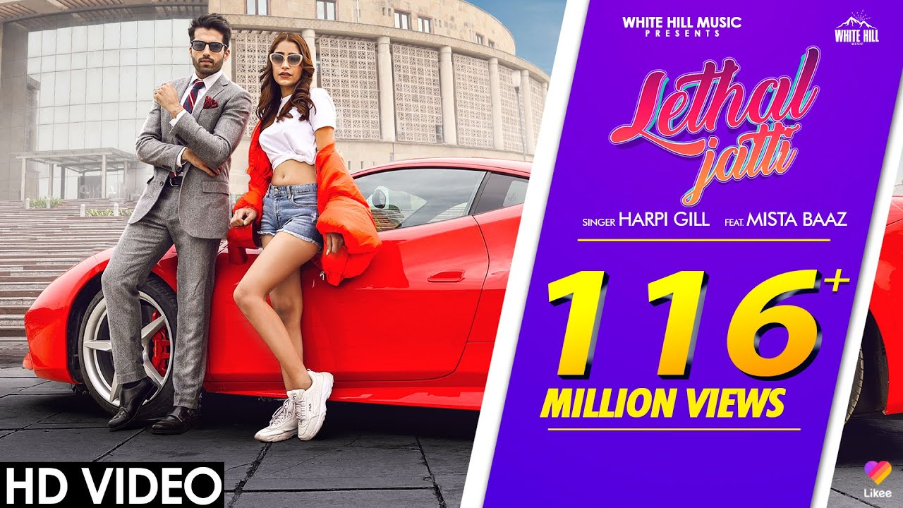 LETHAL JATTI Lyrics New Punjabi Songs 2020