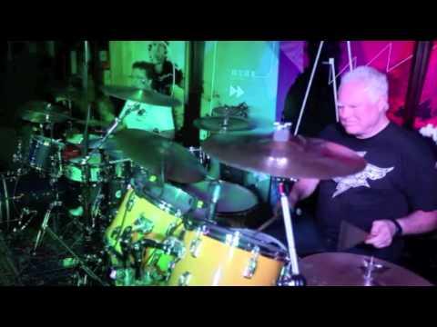 Golden Earring - Buddy Joe - Drumcover By Cesar Zuiderwijk & Rene Goedemans